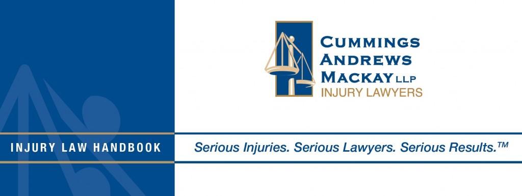 Injury Law Handbook