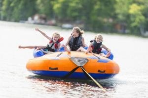Boating Accidents and Tubing